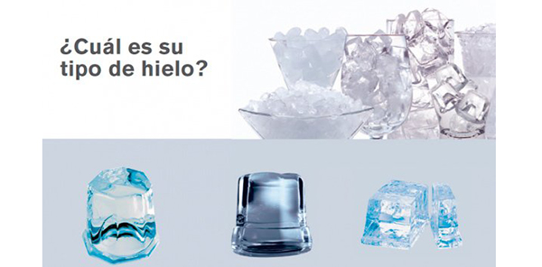 Máquinas para hacer hielos